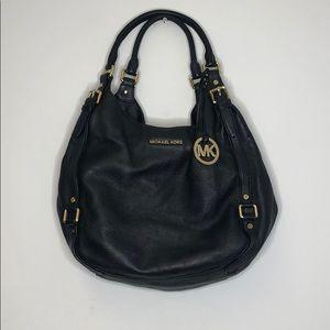 Michael Kors Purse Black Shoulder Handbag